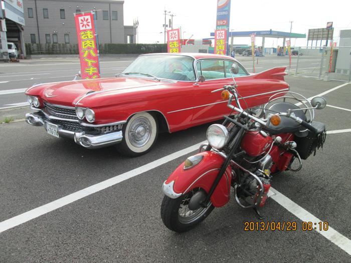 旧車会を行いました。|旧車会 中古バイク【岩田屋フードグループ】